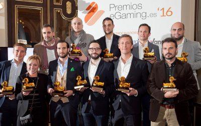 Llega la 4ª edición de los Premios eGaming