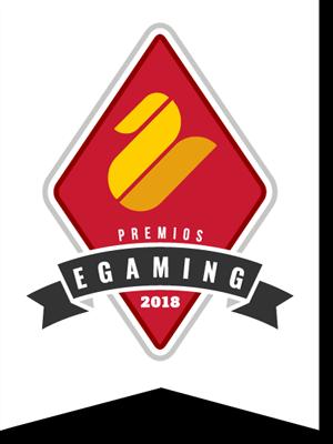 Premios eGaming 2018
