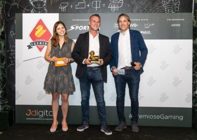 Premios eGaming 2019